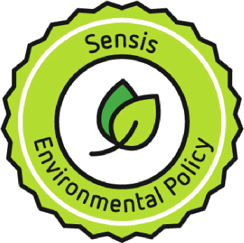 Sensis Environmental Policy Logo